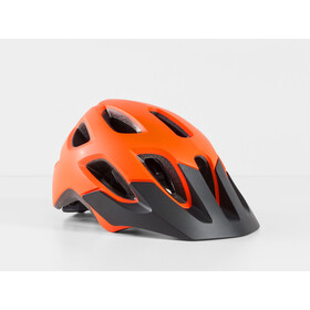Bontrager Tyro Helm Jongeren, radioactive orange